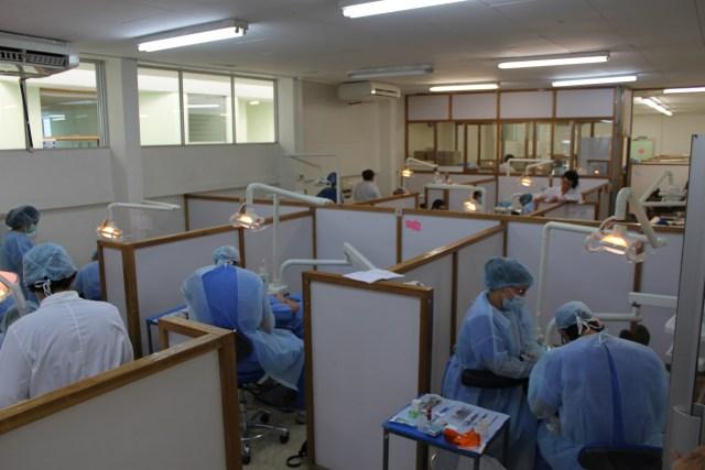 facultad de odontologia
