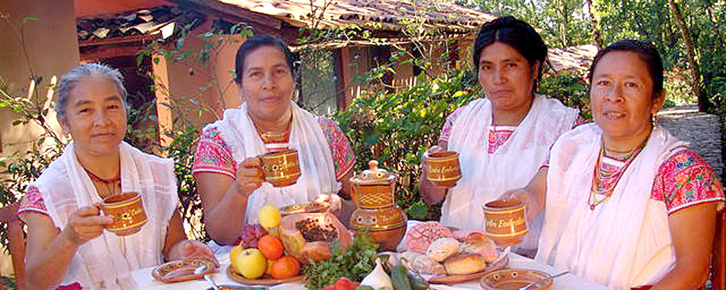 Hotel Taselotzin-Nahuatl Women Form a Collective and Build A Dream