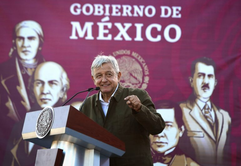 Speech by Andres Manuel Lopez Obrador in Defense of Mexico's National Dignity and in Favor of Friendship with the U.S.