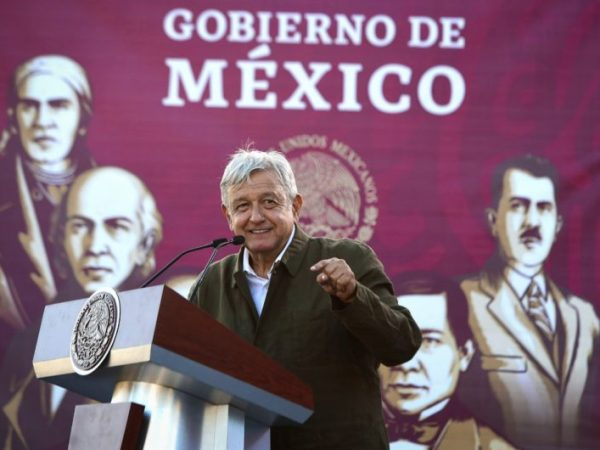 Speech by Andres Manuel Lopez Obrador in Defense ofMexico's National Dignity and in Favor of Friendship with the U.S.