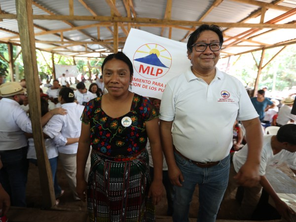 Guatemalan Presidential Elections-Thelma Cabrera, a Mayan Presidential Candidate Shares her Vision for Guatemala