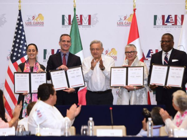 Summit of Mayors of North America – Andres Manuel Lopez Obrador Calls for Dialogue, Peace with the United States