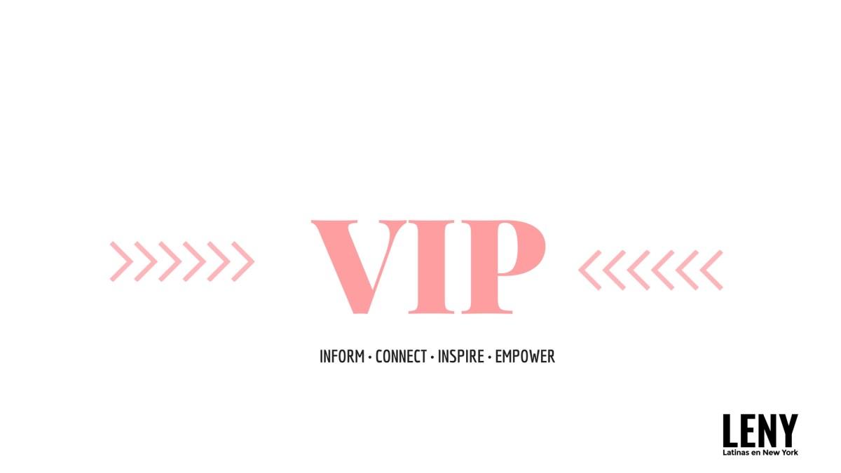 """LENY  """"VIP"""" Exclusive Members List"""