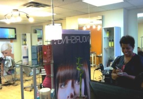 Dominican hair salons