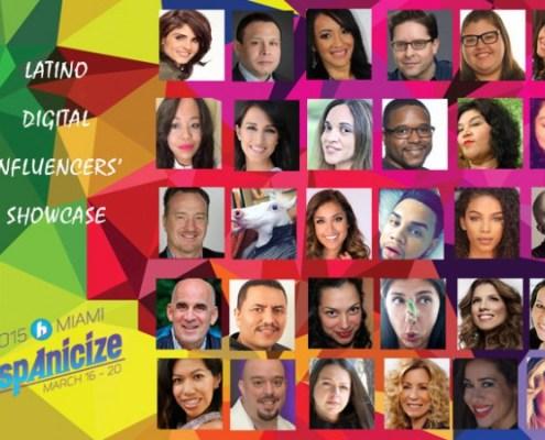 Hispanicize 2015 influencers