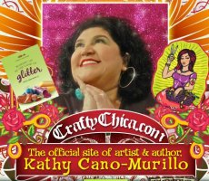 Kathy Cano-Murillo Crafty Chica blogger