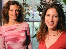 Alicia Rascon & Laura Donnelly, from Latinitas, PIA winners Hispanicize 2015
