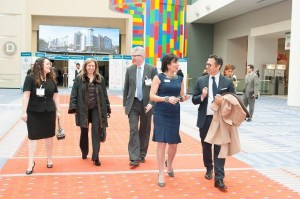 GWHCC Hispanic Business Expo 2014 venue