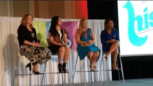 Hispanicize 2015 Latina Journalist panel 2