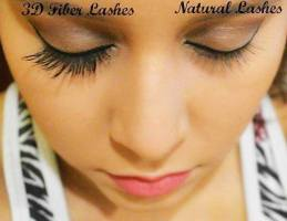 Younique natural eyelashes effect