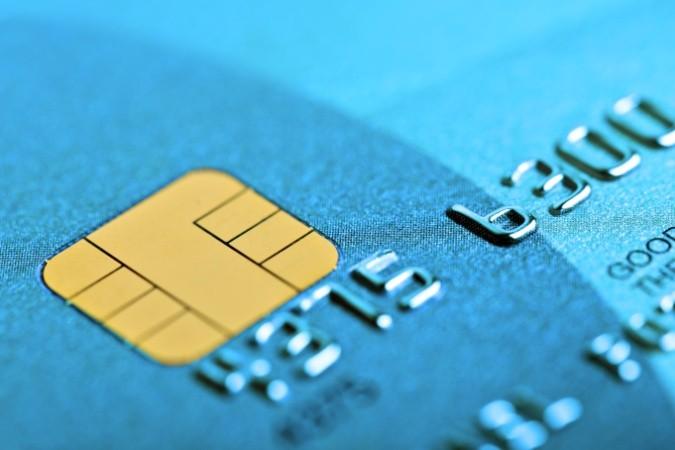 credit card chip EMV