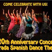 Alborada Spanish Dance Theater at the Feria de Negocios Hispanos de Central New Jersey