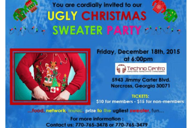 Lista Christmas party