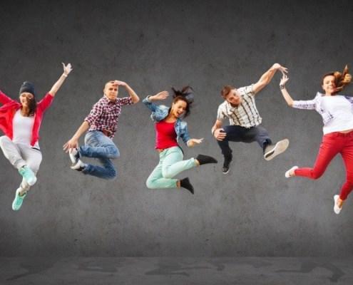 hiphop dancers