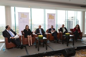 NAA Wall Street Summit 2015 Pension Funds Initiative panel