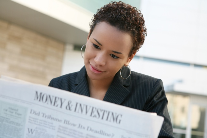 women and financial matters