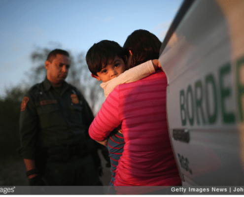 Border security undocumented immigrants