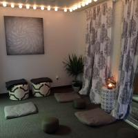 Mindfulness meditation studio