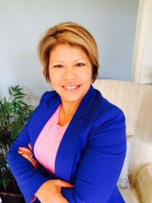 Patricia Campos-Medina modern Latina female leadership
