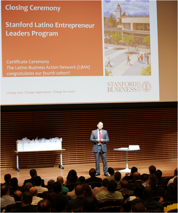 Mark L. Madrid Executive Director LBAN Latina entrepreneurs