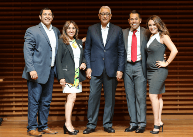 Stanford leadership group Latina entrepreneurs