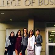 Ana Larrea-Albert NENANI Mentoring Future Latina Leaders 2016.1