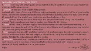 skin health Celebritay