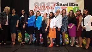 Latina SmallBiz Expo Pitch Competition winner