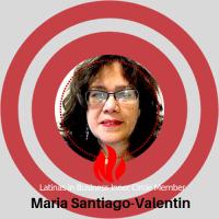 latinas in business inner circle badge
