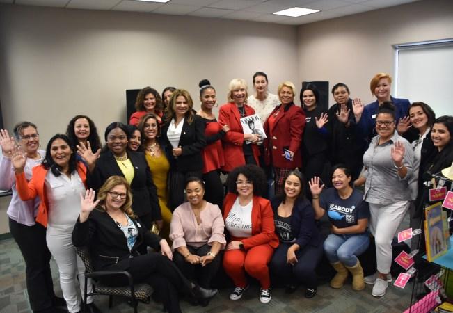 latina entrepreneurs, latinas in business, latinas in the workplace