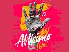 Altisimo Live - logo