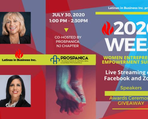 2020 Women Entrepreneur Empowerment Summit