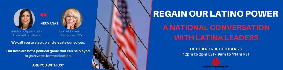 regain our latino power