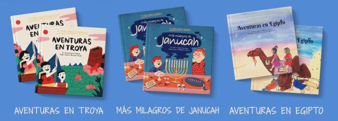 spanish children's books