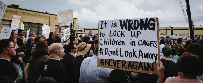 children in detention, regain our power