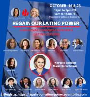 Regain our Latino Power, Thanksgiving