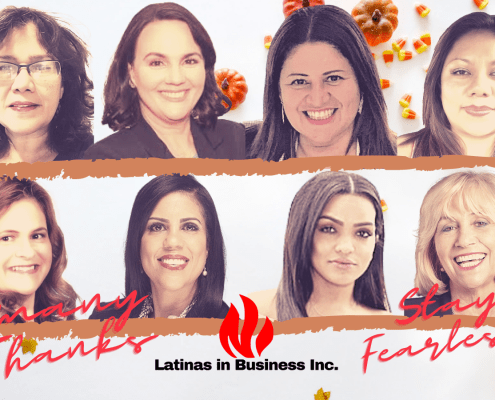 Thanksgiving, Latinas in Business