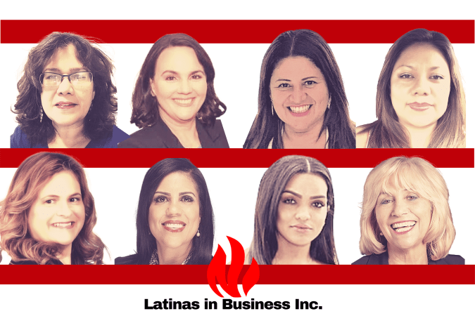 latinas in business, executive board