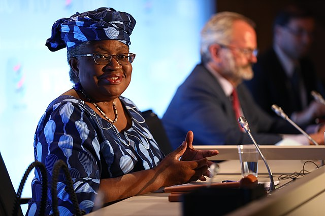 World Trade Organization, Ngozi Okonjo-Iweala