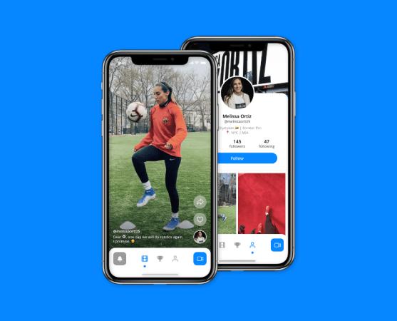 GLORIA app, soccer