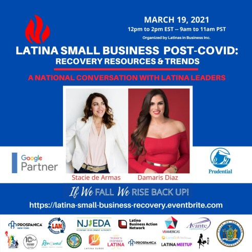 small business recovery post-Covid, Damaris Diaz