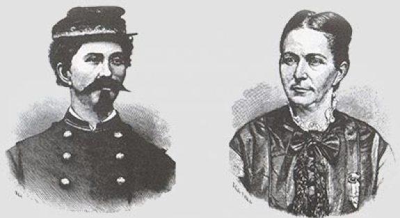 Latinas in the military, Civil War,  Loreta Janeta Velazquez