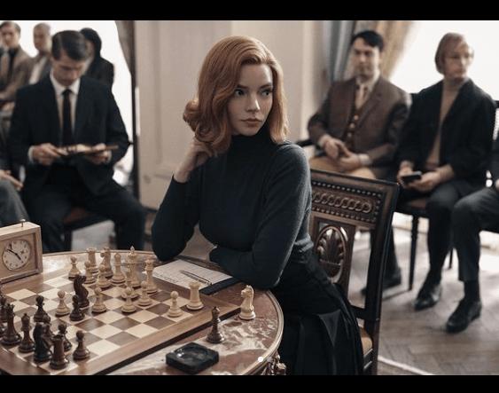 Emmy Award nominations, Anya Taylor-Joy, nomiee, The Queen's Gambit