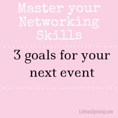 building connections while networking