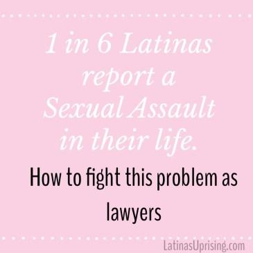 latinas and sexual assault