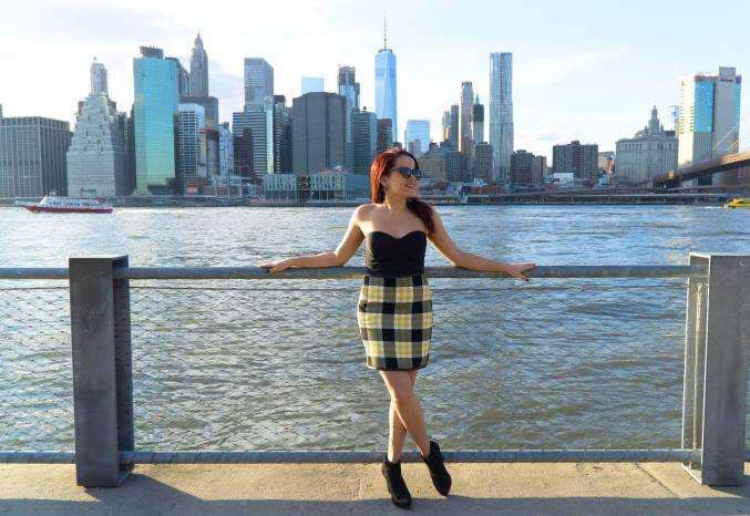 Latinas Traveling Around The World: Olga Maria Dreams in Heels & Latinas Who Travel