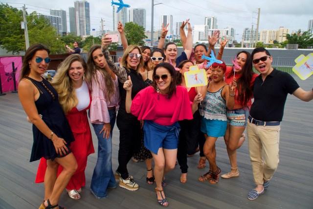 Latinas Who Travel Latinas Que Viajan Miami Meet up - Event