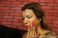 Latina Throats Barato