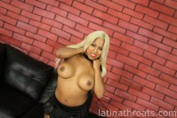 Latina Throats Desiree Lopez 2