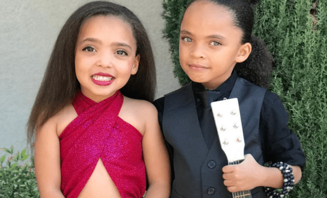 8f0f7ebe0a2 These Kids Won Halloween With Their Selena Quintanilla Costume – LATINA  WATCH